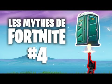 DÉTRUIRE LES OBJETS DE LA FAILLE À DEBRIS ? | Mythes de Fortnite - épisode 4 feat. Ionix