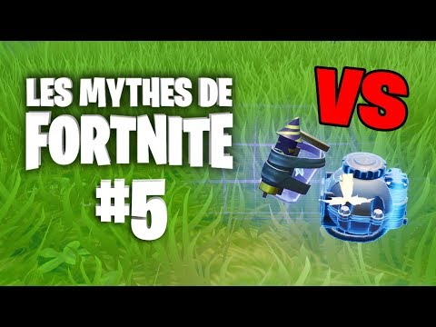 LA BULLE PROTECTRICE EST INDESTRUCTIBLE ? | Mythes de Fortnite - épisode 5 feat. Ionix