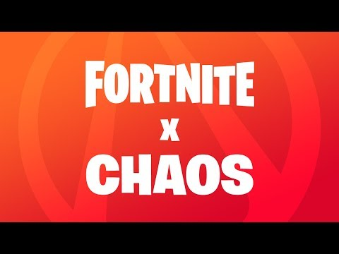 Fortnite X Chaos - Bande-annonce