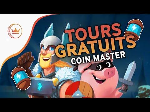 Coin Master : Tours et spins gratuits - Mise à jour quotidienne 2