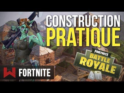 Fortnite: Apprendre les bases de la construction 4