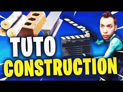Fortnite: Apprendre les bases de la construction 1
