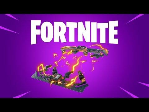 Fortnite - Piège électrique - Nouvel objet