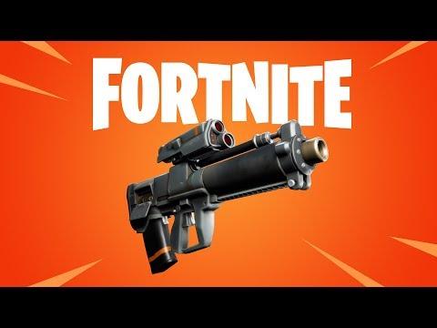 Fortnite - Nouvel objet | Lance-grenades de proximité
